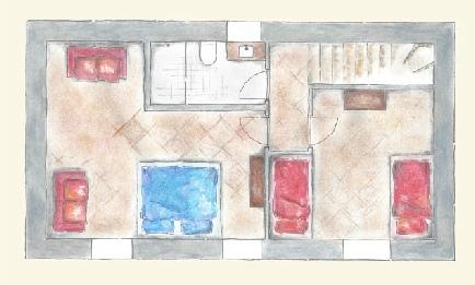 castello map-2